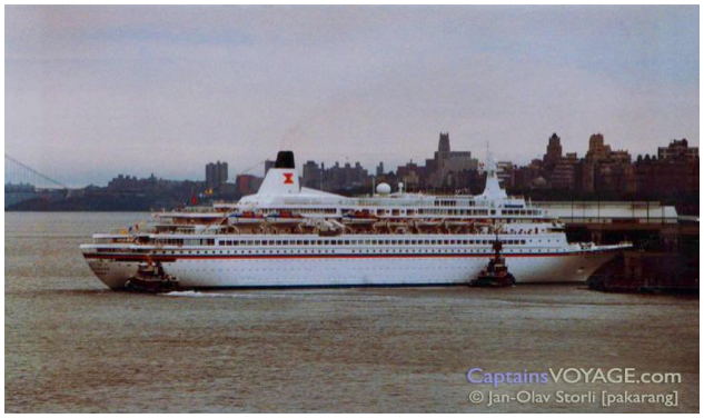 NCL Years CaptainsVoyagecom Captain JanOlav Storli - Starward cruise ship